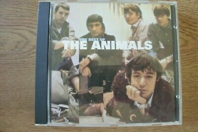 The Animals - The Best Of (CD) . FREE UK P+P ...................................