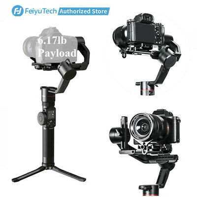 Feiyu AK2000 3-Axis Handheld Gimbal Stabilizer for Sony  a7,a9 / Canon 6D,80D