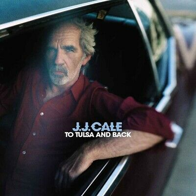 J.j. Cale - To Tulsa And Back   Cd New