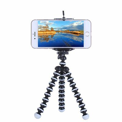 Octopus Flexible Tripod Stand Gorillapod Portable Holder Selfie For Phone Camera