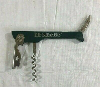 Vintage The Breakers Franmara Hugger Waiters Corkscrew Made In Italy