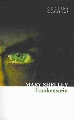 Frankenstein, Paperback by Shelley, Mary Wollstonecraft, Acceptable Condition...
