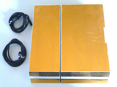 PLAYSTATION 4 KONSOLE 500GB EDITION WEISS / GOLD + KABEL PS4 white 500 GB weiß