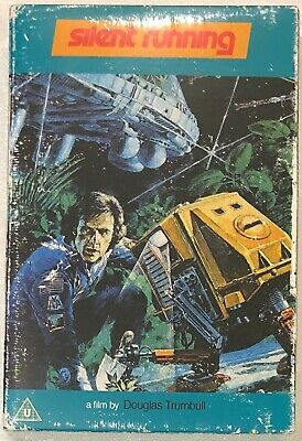Silent Running - Limited Collector's Edition Retro VHS Packaging Blu-Ray