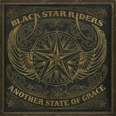 Black Star Riders - Another State Of Grace   Cd New
