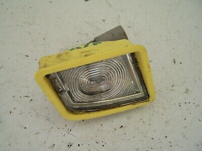 Vw Beetle Rear right number plate light  (yellow trim) OSR