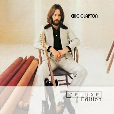Eric Clapton (Remastered and Expanded) [deluxe Edition] CD NUEVO