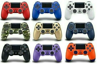 NEW PS4 PLAYSTATION 4 DUALSHOCK WIRELESS CONTROLLER + Choose Your Color 8 Styles
