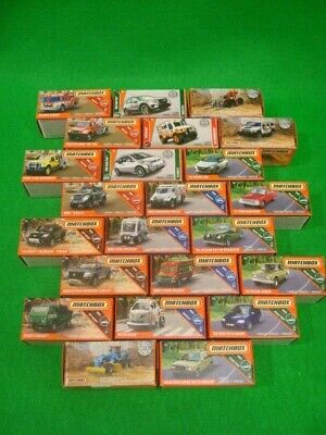 2018 Matchbox Power Grabs - Many to choose from YOUR CHOICE $6.95 Free Shipping