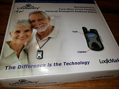 37911 LifeSentry Personal Emergency Response System retail $249