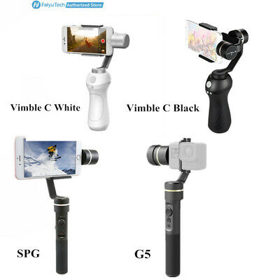 Feiyu G5,SPG,Vimble C 3-Axis Handheld Gimbal Stabilizer for Action Cameras,Phone