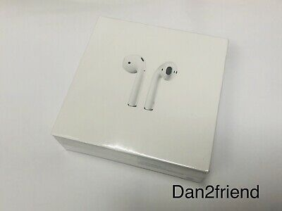Apple AirPods 2nd Generation with Charging Case White MV7N2AM/A NEW/SEALED