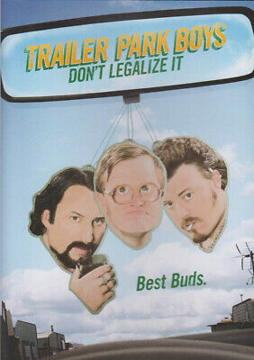 Trailer Park Boys - Don't Legalize It New DVD