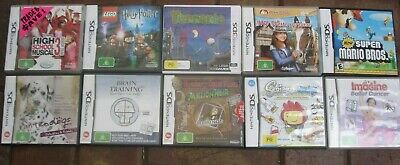 Nintendo DS 3DS game cases only - no games