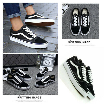 Hot VAN Classic OLD SKOOL Low Top Suede Canvas sneakers SK8 MENS/WOMENS Shoes