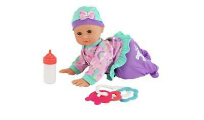 Chad Valley Babies To Love Crawling Doll Newly Crawls And Giggles Toy Girls Set