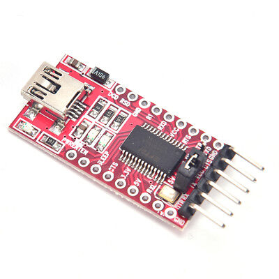 FT232RL FTDI Serials Adapter Module Mini Port Arduino USB to TTL 3.3V 5.5 KY