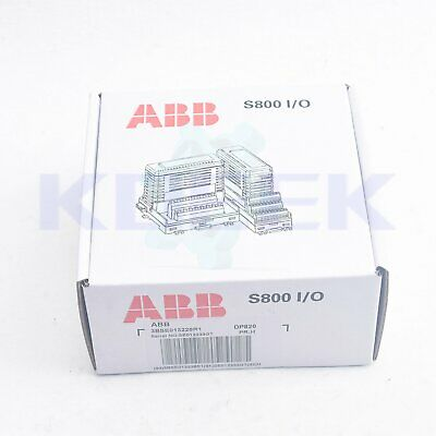 1PC NEW ABB 3Bse013228r1 3Bse013228r1 Dp820 Module Fast delivery