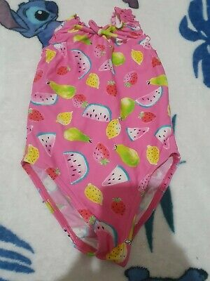 Lovely Girls George Peppa Pig Swimming Top Age 9-12 Months