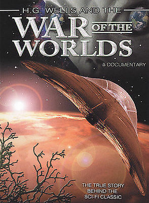 H.G. Wells and The War of the Worlds - A DVD