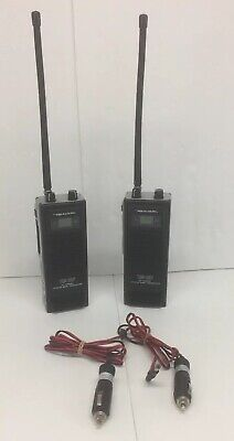 5 x Vintage Realistic TRC-215//216 Center Loaded Antennas 21-1663 NEW