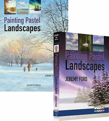 Painting Pastel Landscapes Book & DVD Set with Jeremy Ford