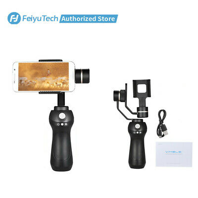 Feiyu 3-axis Vimble C Gimbal Stabilizer for Smartphones Samsung S8, Huawei P10