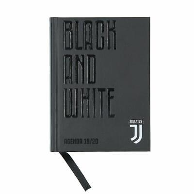 DIARIO SCUOLA Juventus Black And White Standard Seven 2019-2020