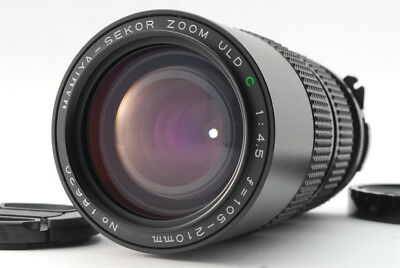 <Exc++++> Mamiya Sekor-Zoom ULD C 105-210mm f4.5 Lens for 645 from Japan (245)