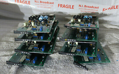 8x ll7101 input lars lundahl transformers on audio cards