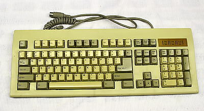 Chicony AT Style Keyboard - Model KB-5311 Made in Thailand - ships worldwide