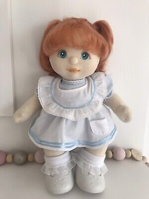 My Child Doll - Red Hair/ Blue eyes