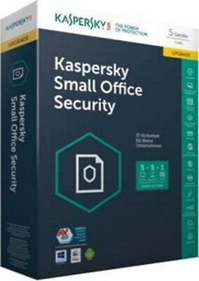 Kaspersky Small Office Security Update