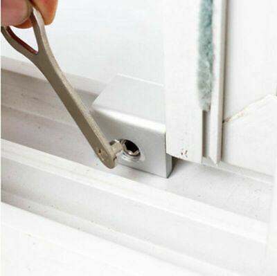 Child safety Window lock Sliding door Buckle 24x25x30mm Restrictor Stopper