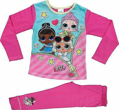 LOL Surprise Dolls Girls Snuggle Fit Pyjamas