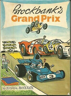 Grand Prix by Russell Brockbank