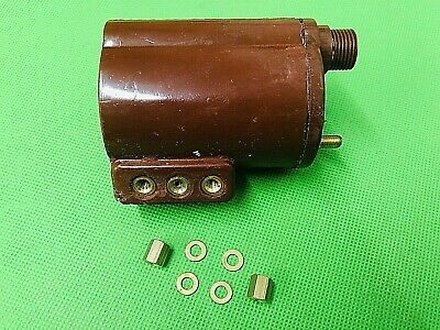 Lambretta 6 Volt Ignition Coil Made By Ceab Ot Italy