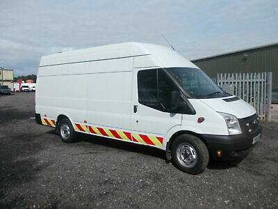 2010 61 Ford Transit 2.4TDCi LWB JUMBO WORKSHOP/ FITTERS VAN