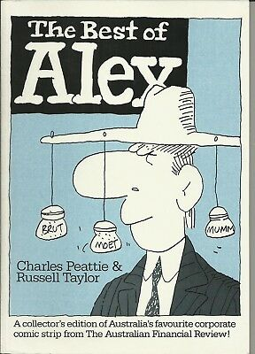 Best of Alex 2001 & 2007 by Russell Taylor and Charles Peattie
