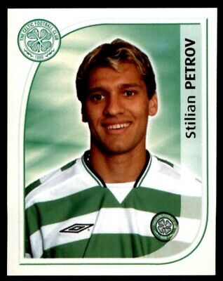 Panini Scottish (SPL) 2003 - Stilian Petrov Celtic No. 53