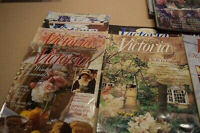 Victoria Bliss Magazine 45 issues mixed years 1990 - 1998