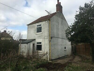 Detached House In Ripley Derbyshire And Separate Plot