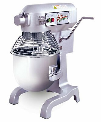 MVP Primo PM-20 Planetary Meat Mixer 20 qt. Capacity Bench Model Gear Driven