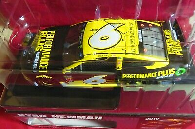 Brand New, 1/24 Action  2019 Mustang, #6, Performance Plus, Ryan Newman  In Hand