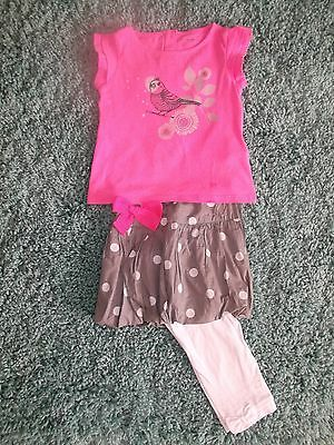 Beautiful Girls Verbaudet Outfit Age 3-4 Years ### In Vgc ### !!!