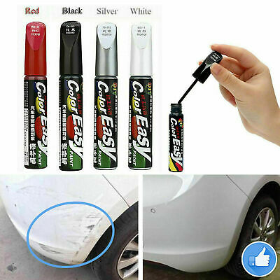 Professional Car Paint Pen Coat Clear Touch Up Scratch Remover Repair Care Tool
