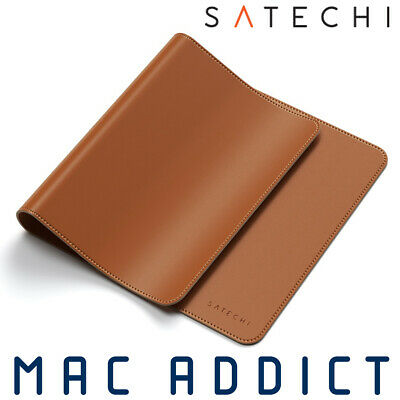 Satechi Eco-Leather Deskmate Water Resistant Polyurethane Desk Mat