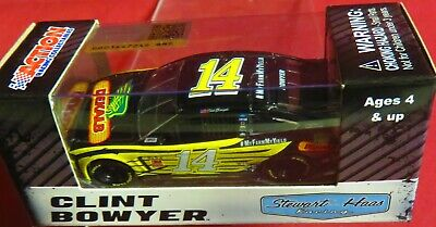 Brand New, 1/64 Action  2019 Mustang, #14, Dekalb, Clint Bowyer      In Hand