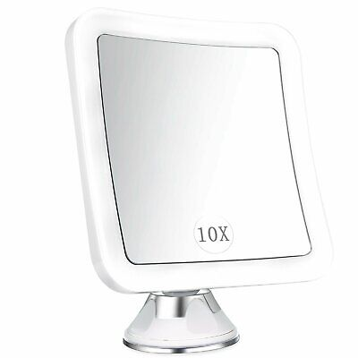 ELFINA Magnifying Mirror with Lights, 10x LED    #3