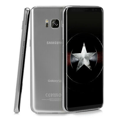 Samsung Galaxy S8 SM-G950U 4+64GB T-Mobile LTE 4G Unlocked Android Smartphone